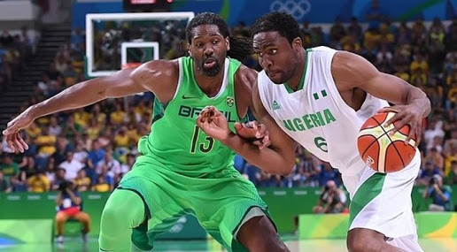 2017 AfroBasket: Diogu Expects Senegal, Tunisia, Angola To Challenge D'Tigers