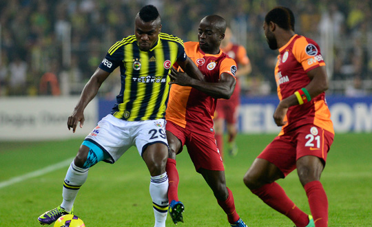 Emenike's Goal Drought Reaches Seven Months As Fenerbahce Win