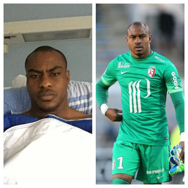 Enyeama Thankful After Successful Surgery On Injured Knee