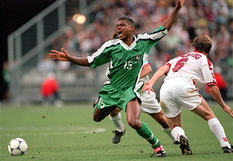 NIGERIA VS CORSICA, TOGO: 6 Memorable Super Eagles Matches In France