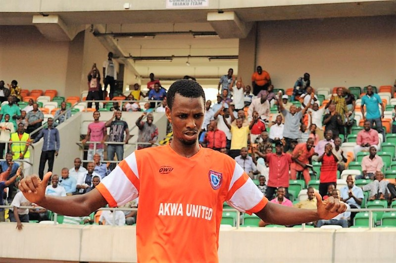 Turkish Club Monitor Akwa United Striker,  Alhassan