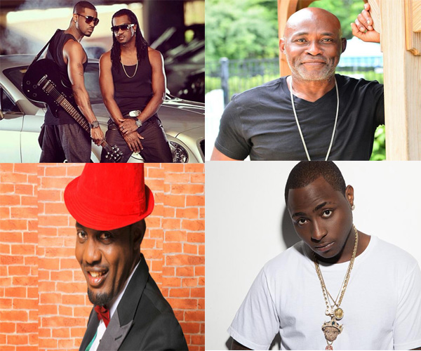 FA CUP FINAL: 10 Nigerian Celebrities Backing Arsenal Or Chelsea