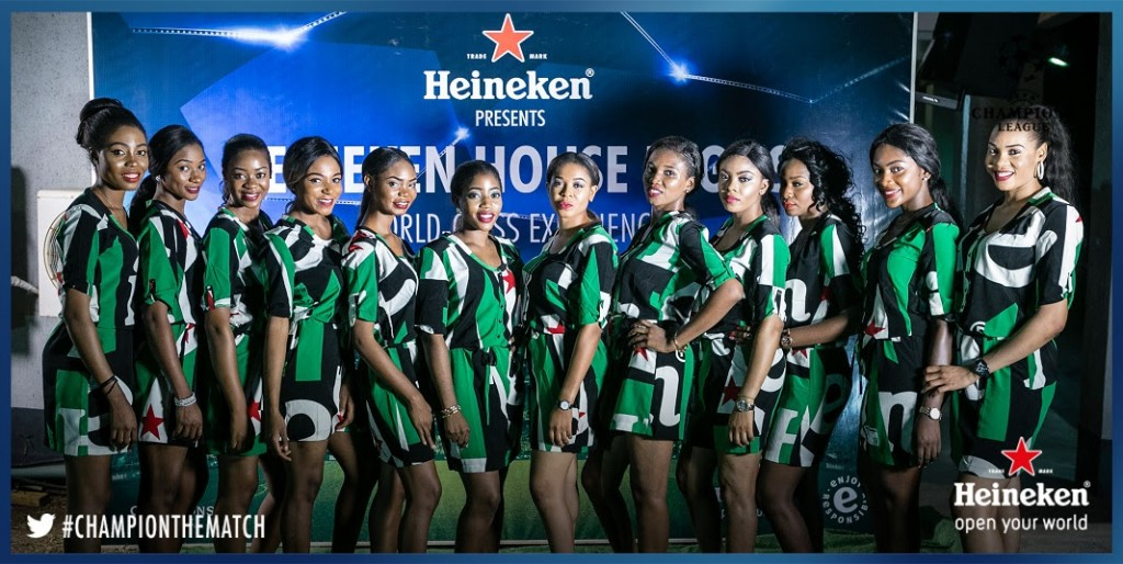 Best Moments! 10 things To Expect At The Heineken Champions League Finale Party