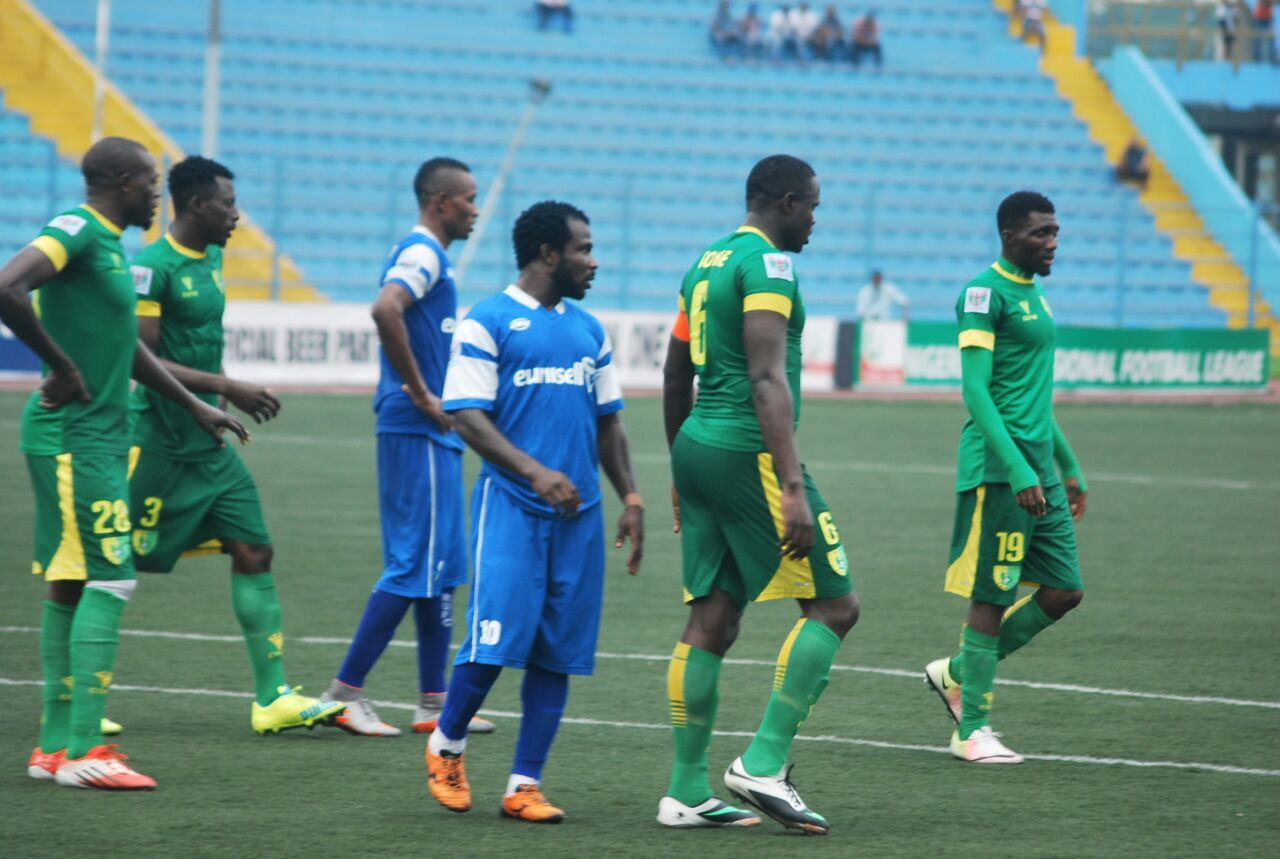 NPFL: MFM Eye 11th Home Win; Enyimba, Plateau Target Away Victories