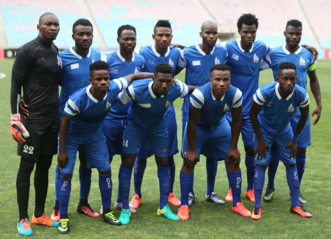 Rivers United Captain, Austine: We Can Win CAFCC ‎