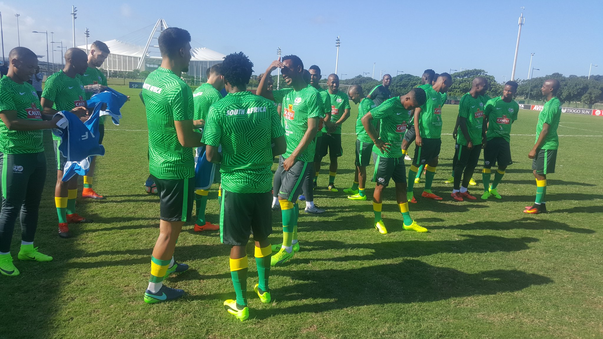 New Bafana Coach To Be Named By Friday Ahead Of Nigeria Clash
