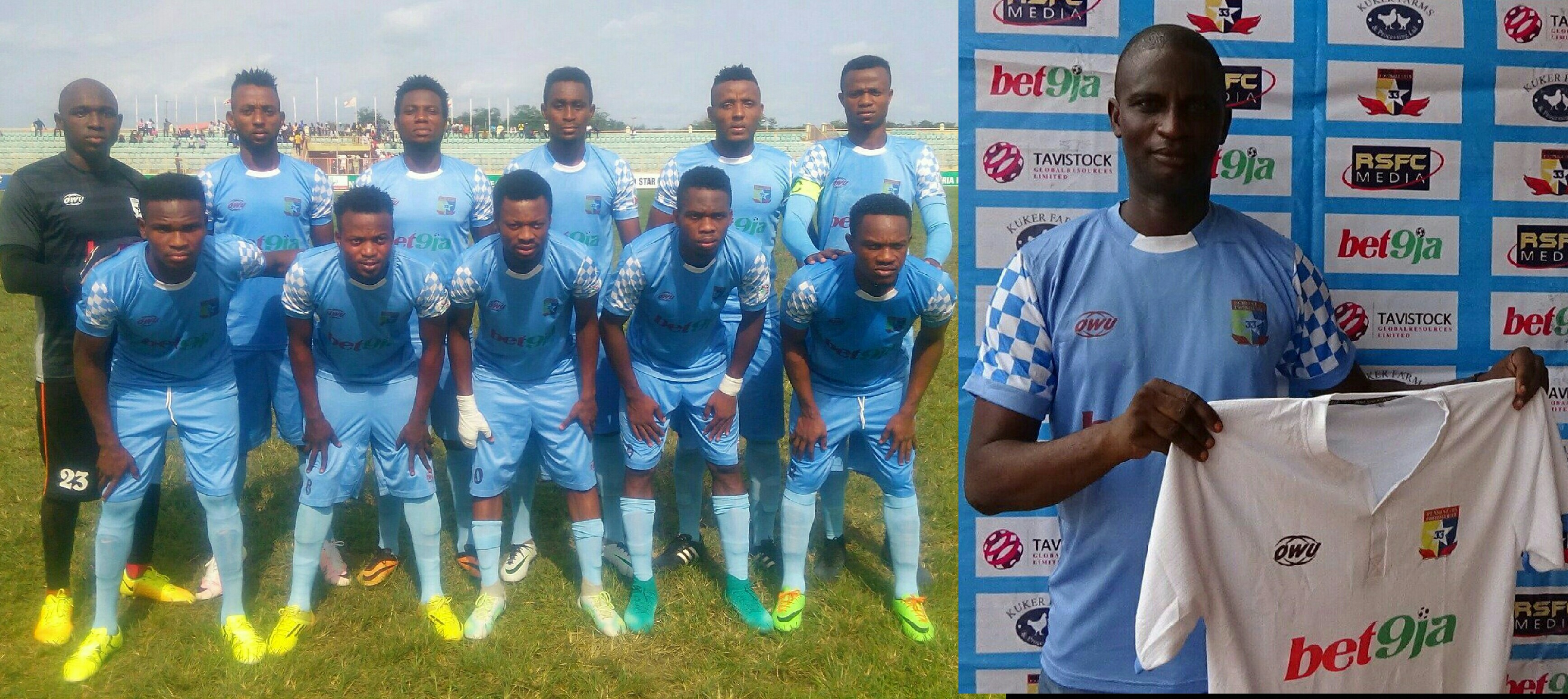 Remo Stars Coach Osho: League Is Like Marathon, We'll Get It Right