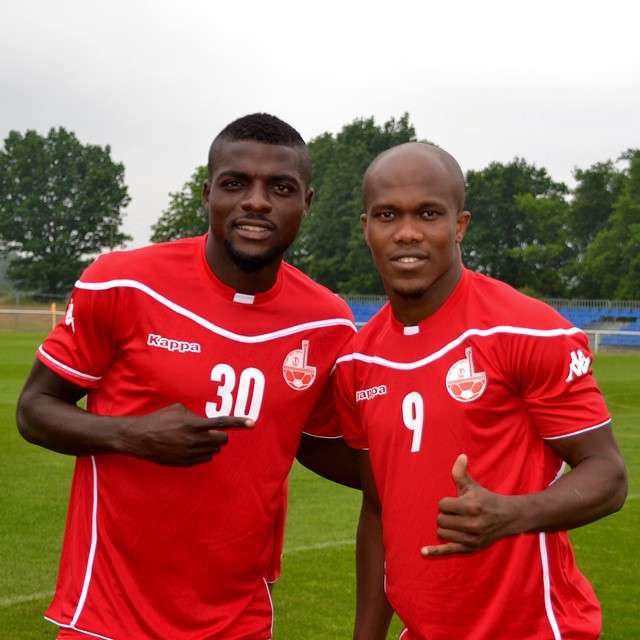 Ogu Celebrates As Nwakaeme Is Voted Best Player In Israel