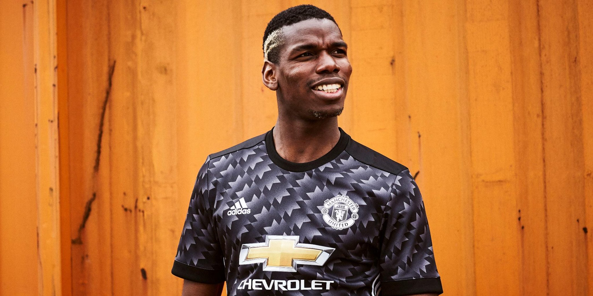Man United Unveil Jersey For 2017/2018 Season