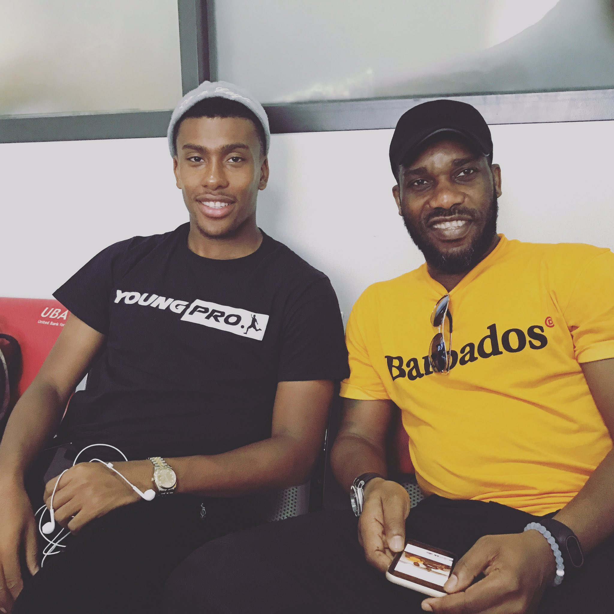 Okocha: Iwobi Will Survive At Arsenal Under Any Manager, Wenger Should Stay