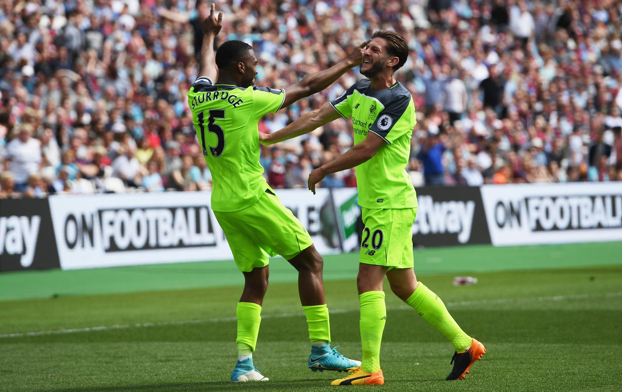 Liverpool Rout West Ham, On Verge Of Champions League Return