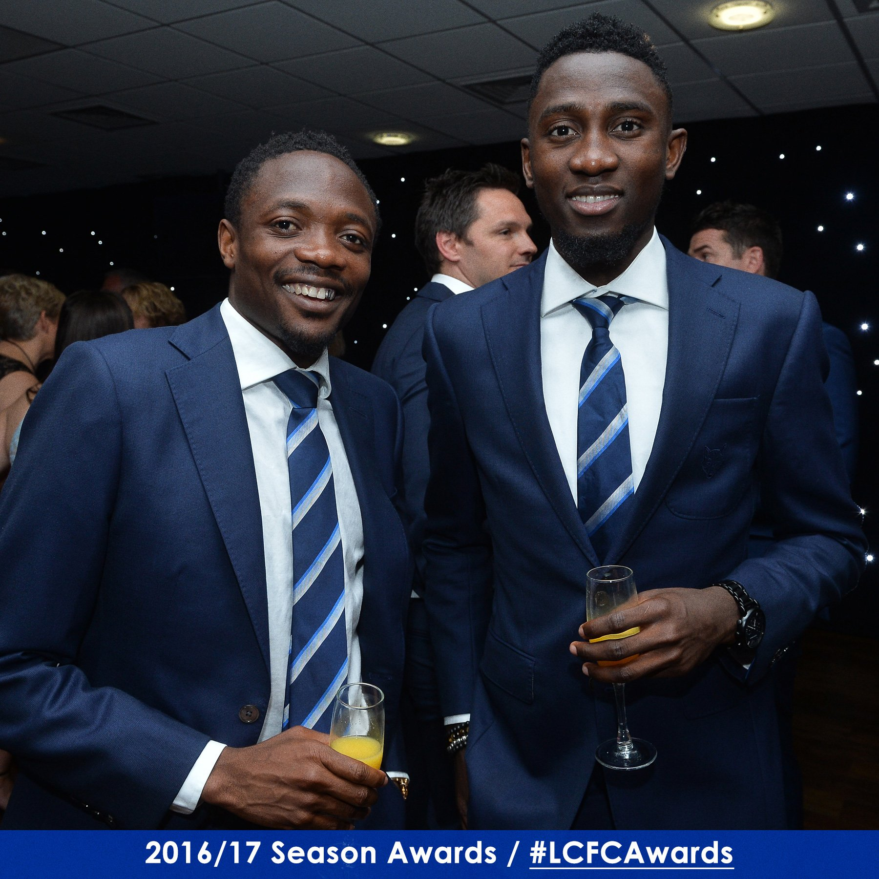 Ndidi Wins Leicester Young Player Of The Year Award
