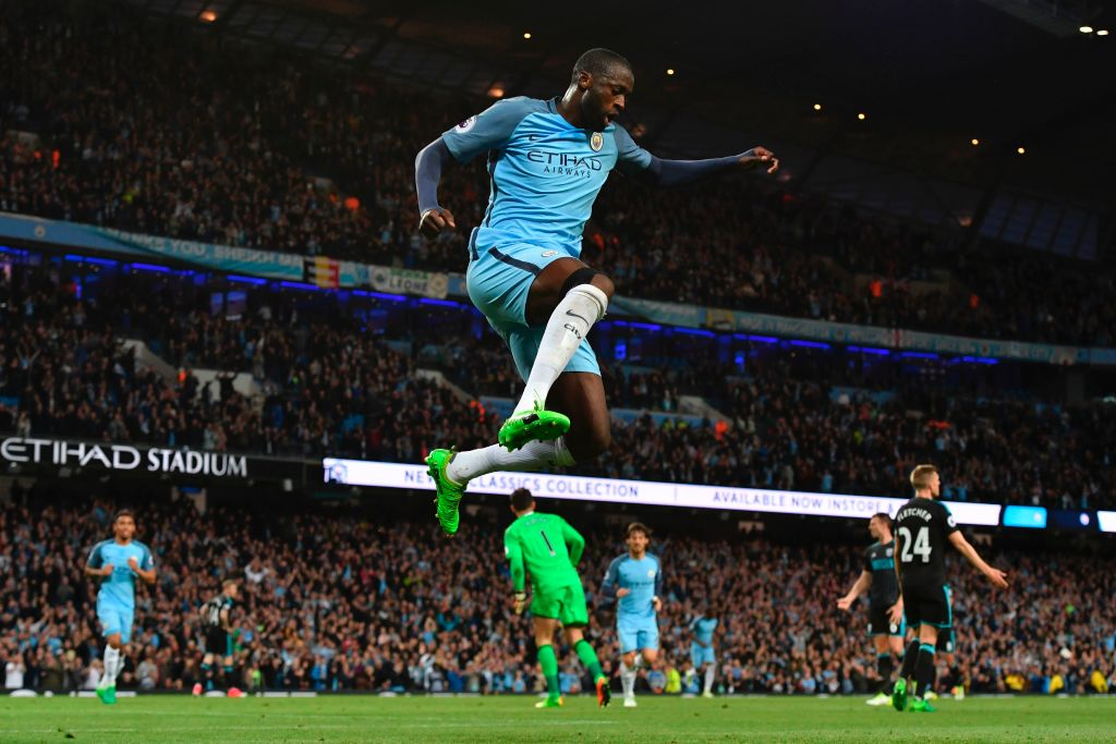 Iheanacho Missing Again As Man City Outclass West Brom