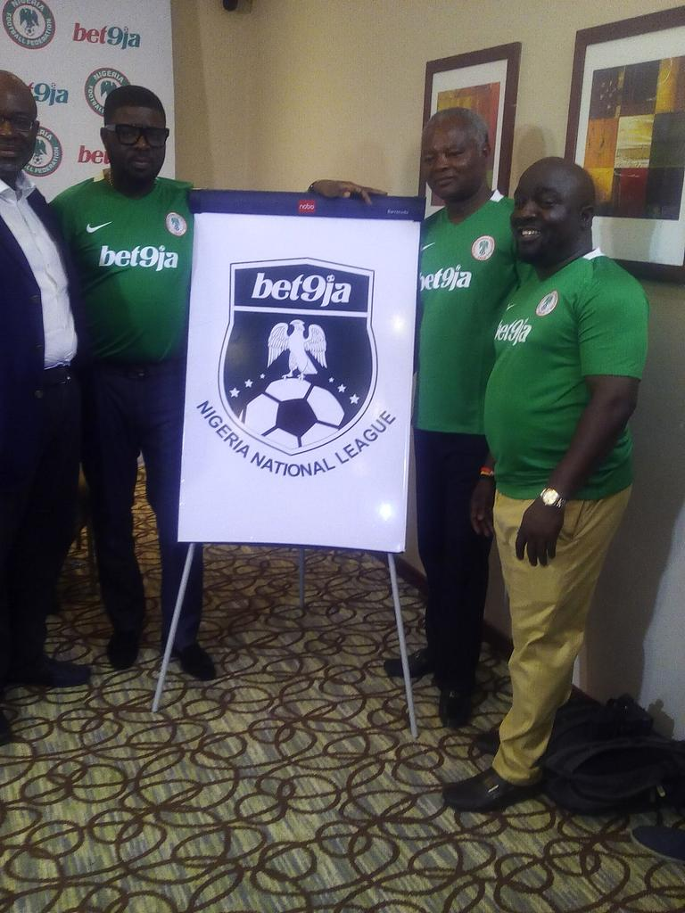 NNL Sign N200m Sponsorship Deal With Bet9ja