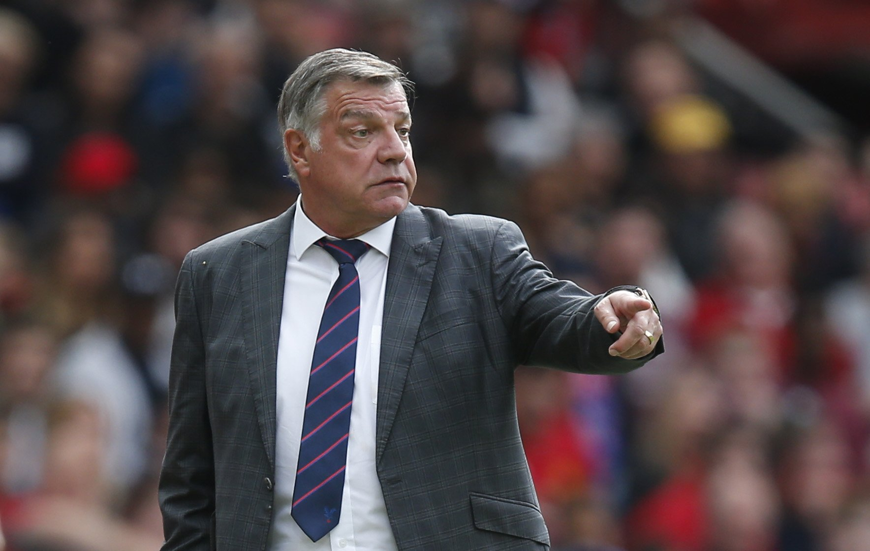 Allardyce Quits As Crystal Palace Manager, Hints At Retirement