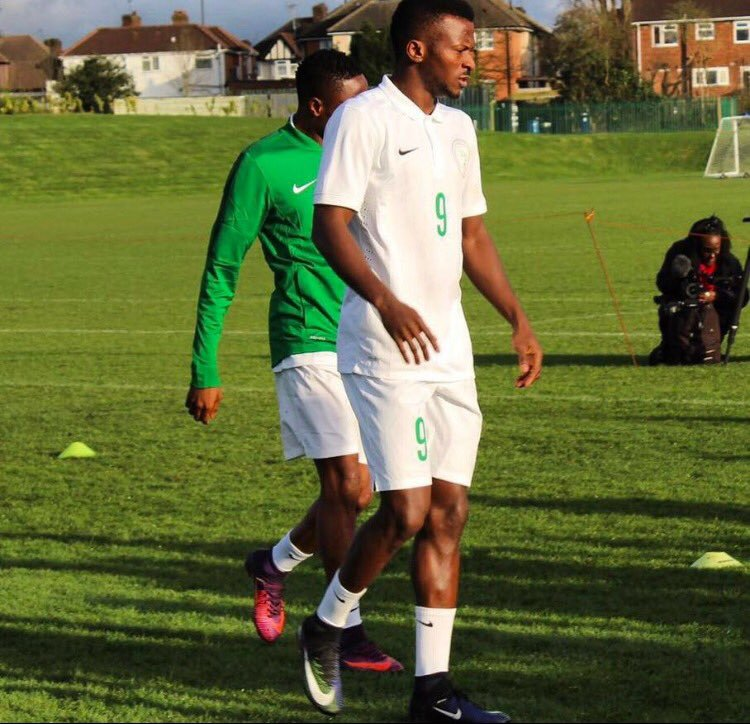 Olarenwaju Out Of Corsica Friendly, Available For Togo; Musa, Ndidi, Iheanacho Arrive Camp today