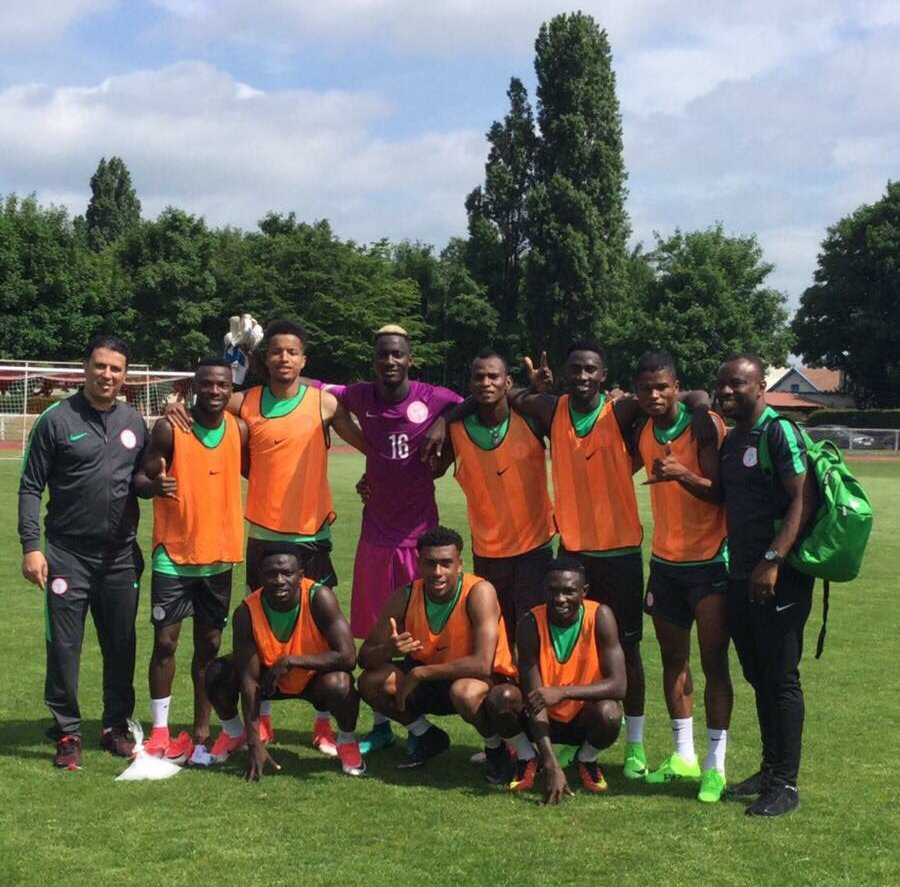 Ekpo: Eagles Should Handle 'Tough' Togo Even Without Mikel, Moses
