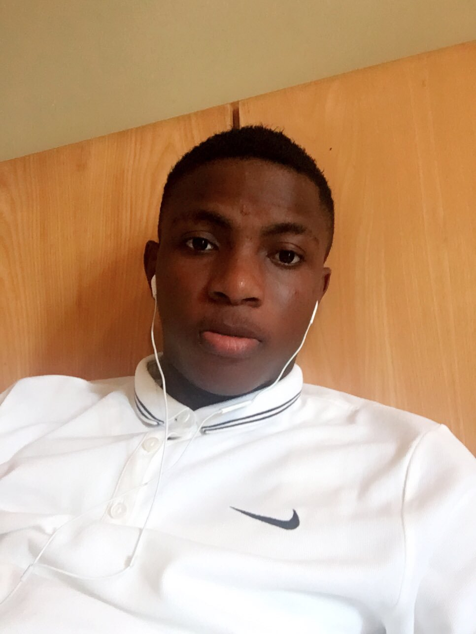 Osimhen: I'm In Camp To Give My Best To Super Eagles