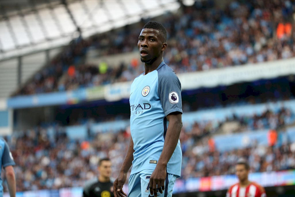 Iheanacho: I Want To Stay At Man City