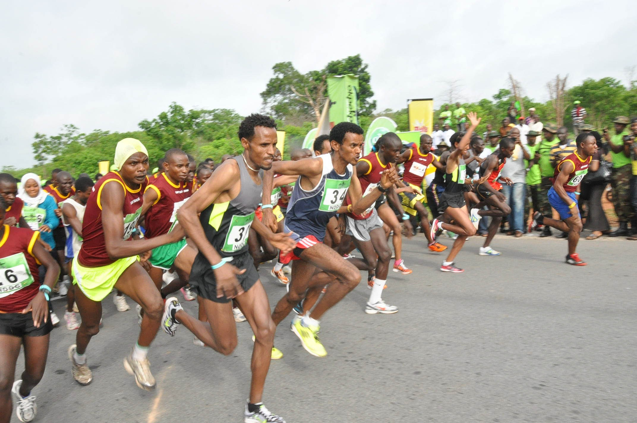 IAAF Certify 5th Okpekpe Road Race Drug-Free