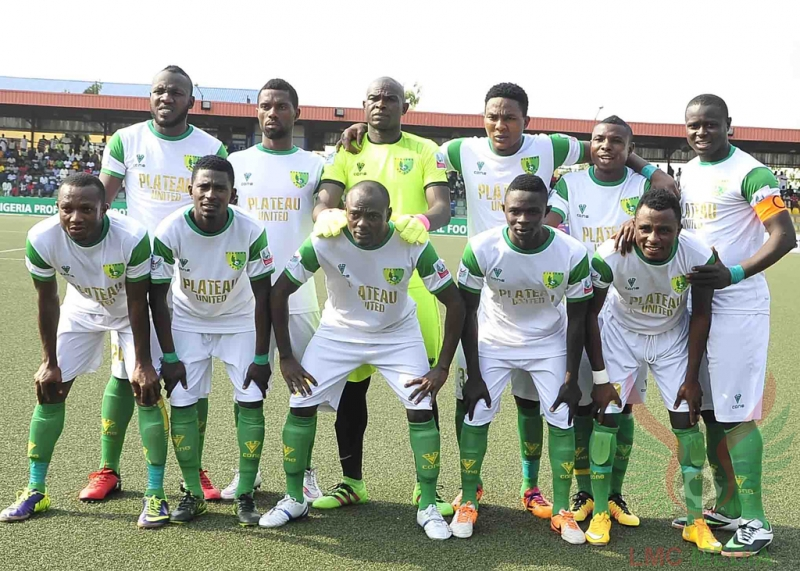 Gov Lalong Vows To Support Plateau United To NPFL Success