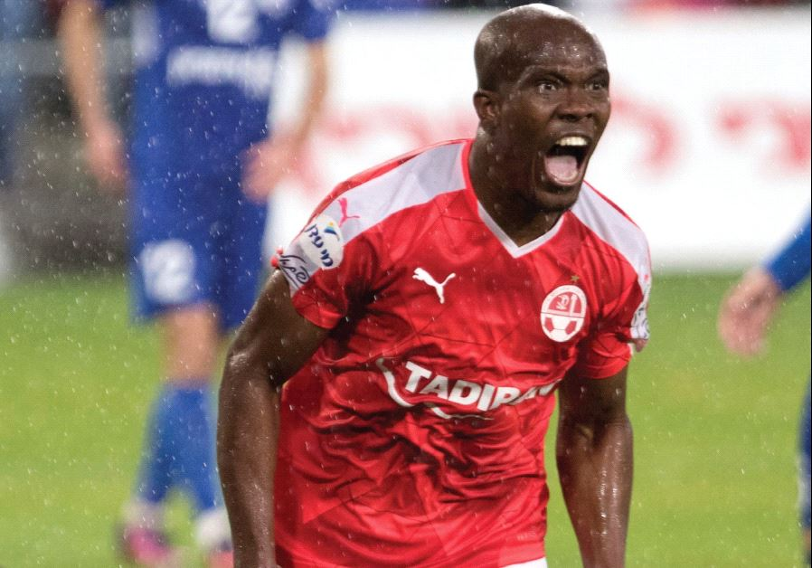 Hapoel Be'er Sheva To Offer Nwakaeme New Deal