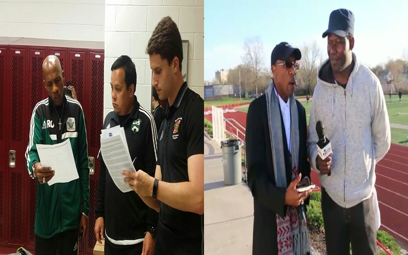 INSIDE NEW DIGITAL COMPLETE FOOTBALL: Nigerian Coach Taking American Club To New Heights