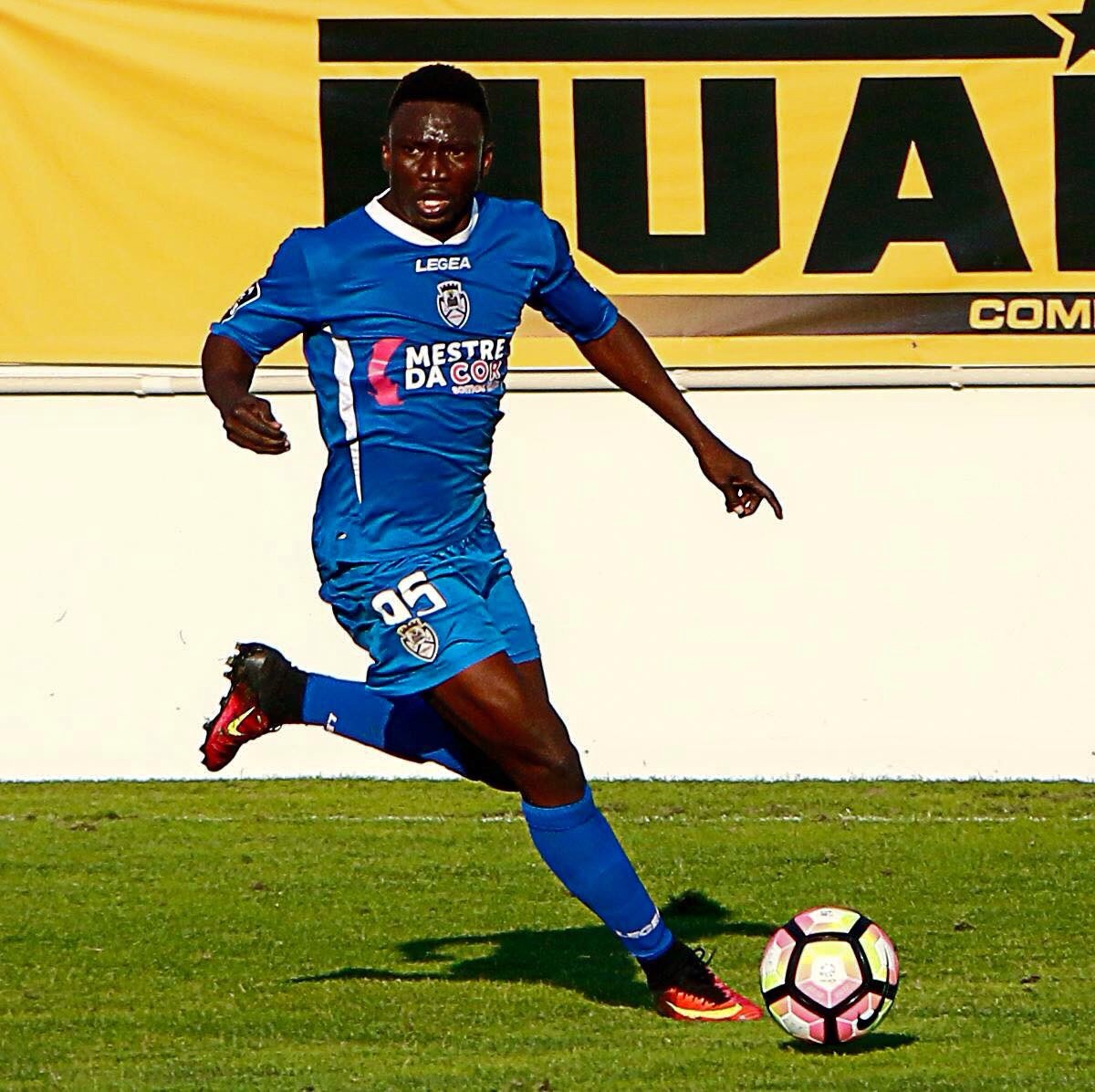 Etebo Hits Season's Goal No.3 In Feirense Defeat, Alampasu Dropped