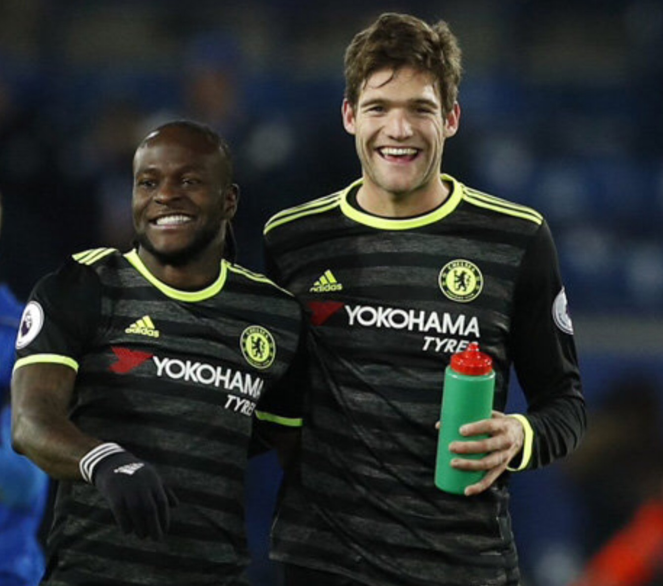 Moses Makes Crooks' EPL Team Of The Week