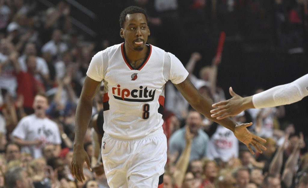 Aminu Pleased With Personal NBA Season Performance For Blazers