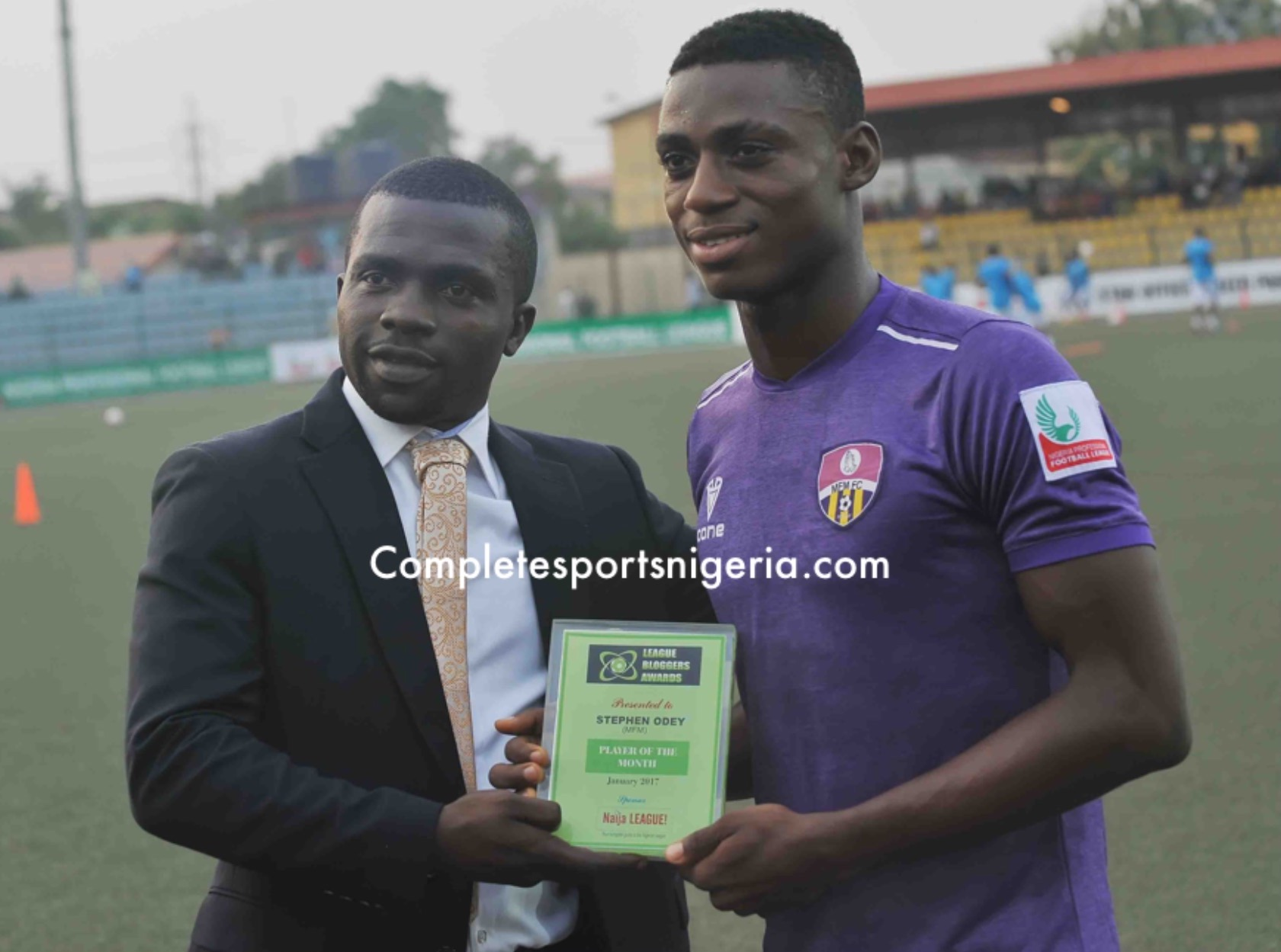 Ilechukwu: MFM Will Be Hunting For Good Replacement For 'Deadly' Odey'