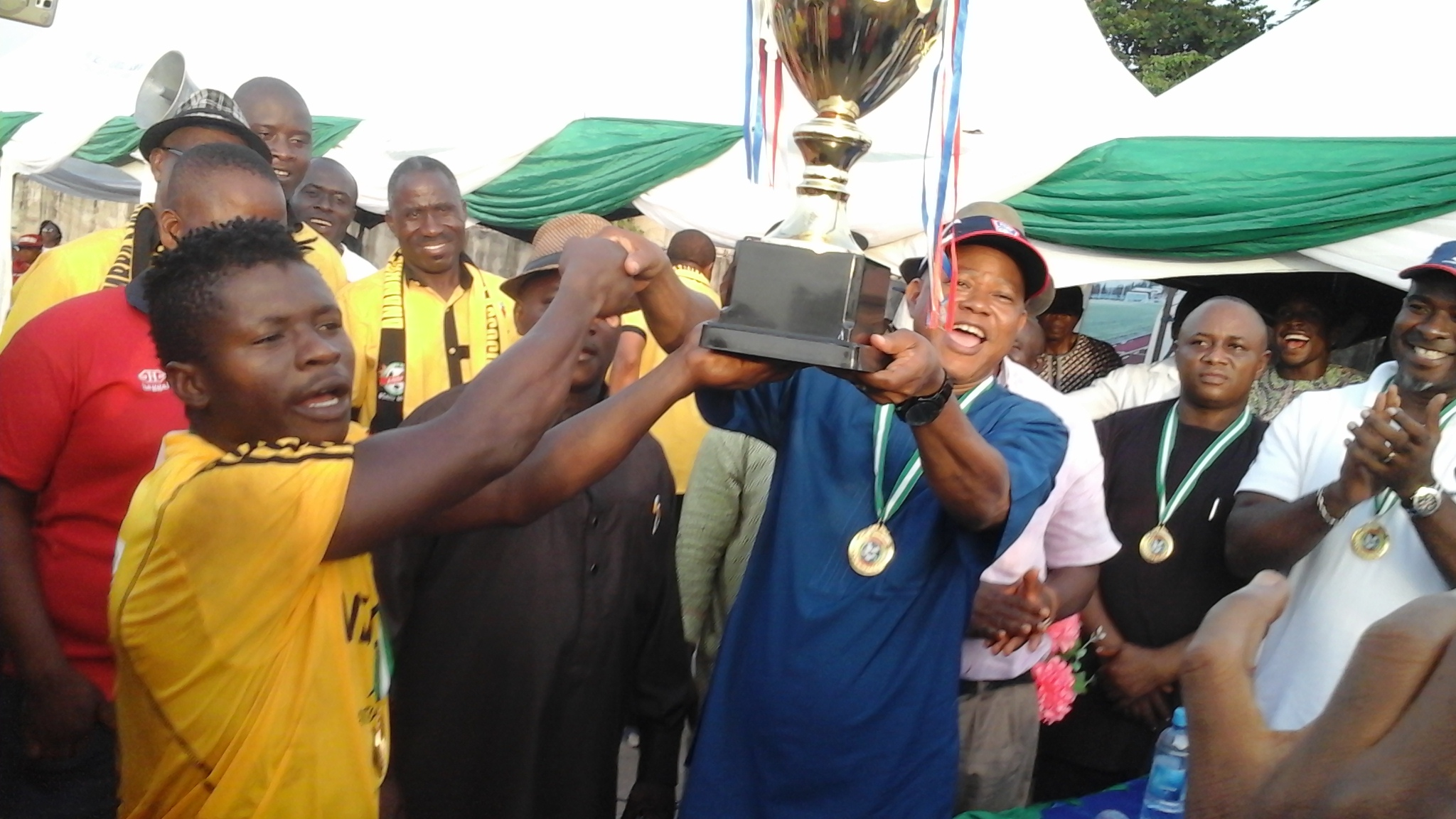 FC Ifeanyiubah Beat Own Feeder Team, Win Anambra FA Cup Trophy For Keeps