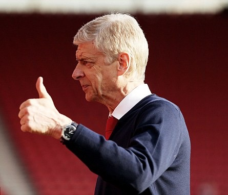 Wenger: I Want To Win This FA Cup; Arsenal Not Favourites, Chelsea Maybe