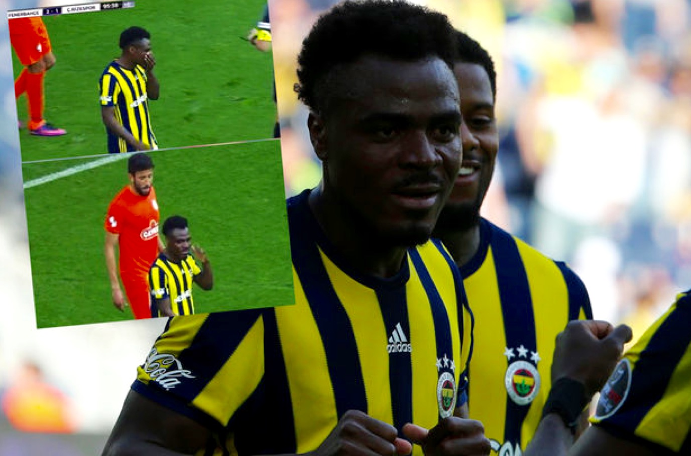 Emenike Faces Match Ban In Turkey Over Alleged Insult To Rizespor's Yacoubi