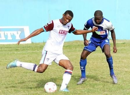 IfeanyiUbah Brace Hero Obaje Eyes NPFL Title After Pillars Win