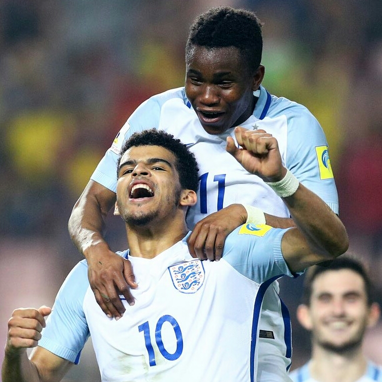 Lookman, Solanke Fire England Past Italy Into U-20 World Cup Final