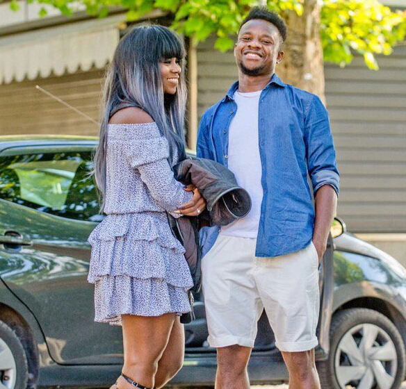 'Grateful' Onazi Celebrates One Year Of Marriage