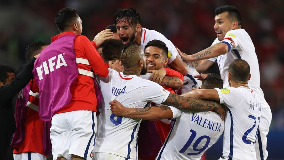 Confed Cup: Alexis, Vidal Star As Chile Outclass Cameroon