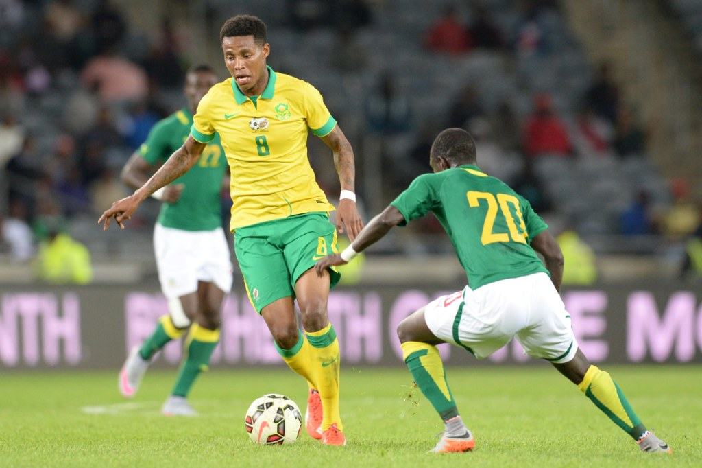 Bafana Star Zungu: We Have Quality,  Team Work To Beat Eagles