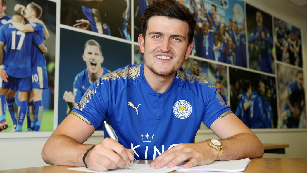 Hull's Maguire Joins Musa, Ndidi At Leicester For £17m