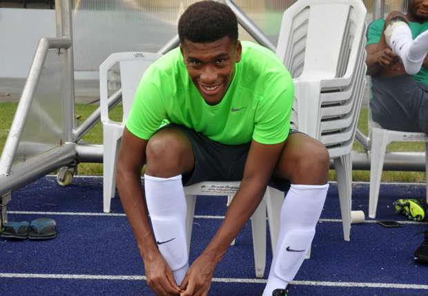 Arsenal Hail Iwobi's Impressive Showing For Super Eagles Vs Togo