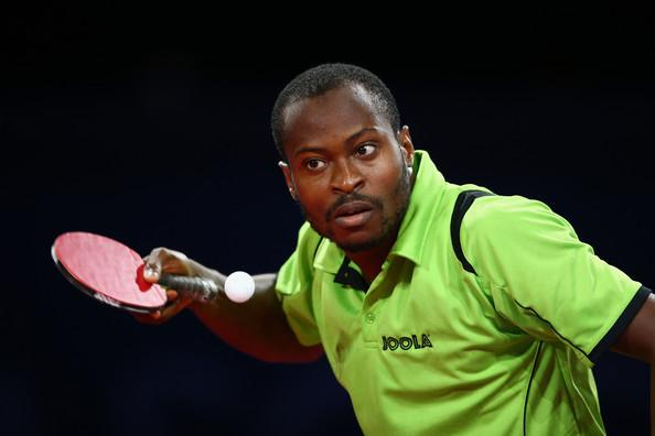 ITTF World: Quadri Crashes Out, Promises To Bounce Back