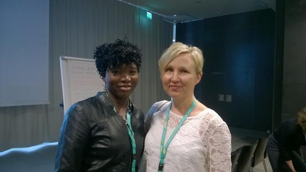Ex-Super Falcons Star Yusuf-Aromire Listed As Panelist To Discuss Women's Football In Berlin