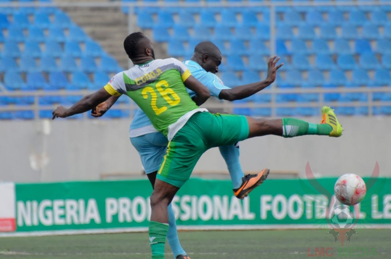 Pillars' Udoji Won't Give Up On NPFL Title, Expects Win Vs MFM