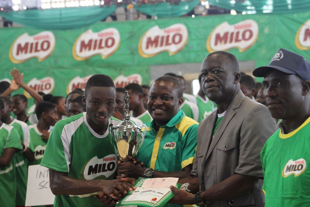2017 Milo Basketball Championship: Ondo, Lagos Crowned Western Conference Champs
