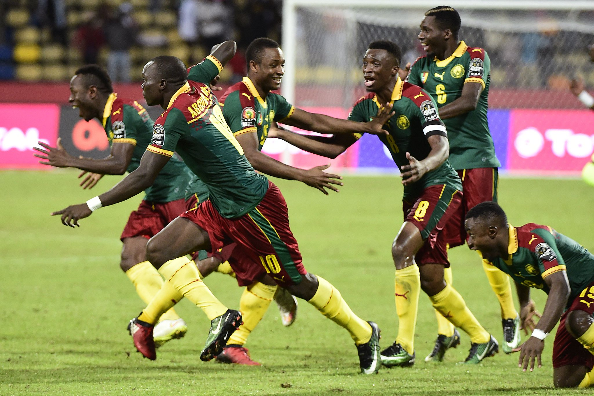 Ekpo: Confed Cup Experience Will Give Cameroon Edge Over Super Eagles