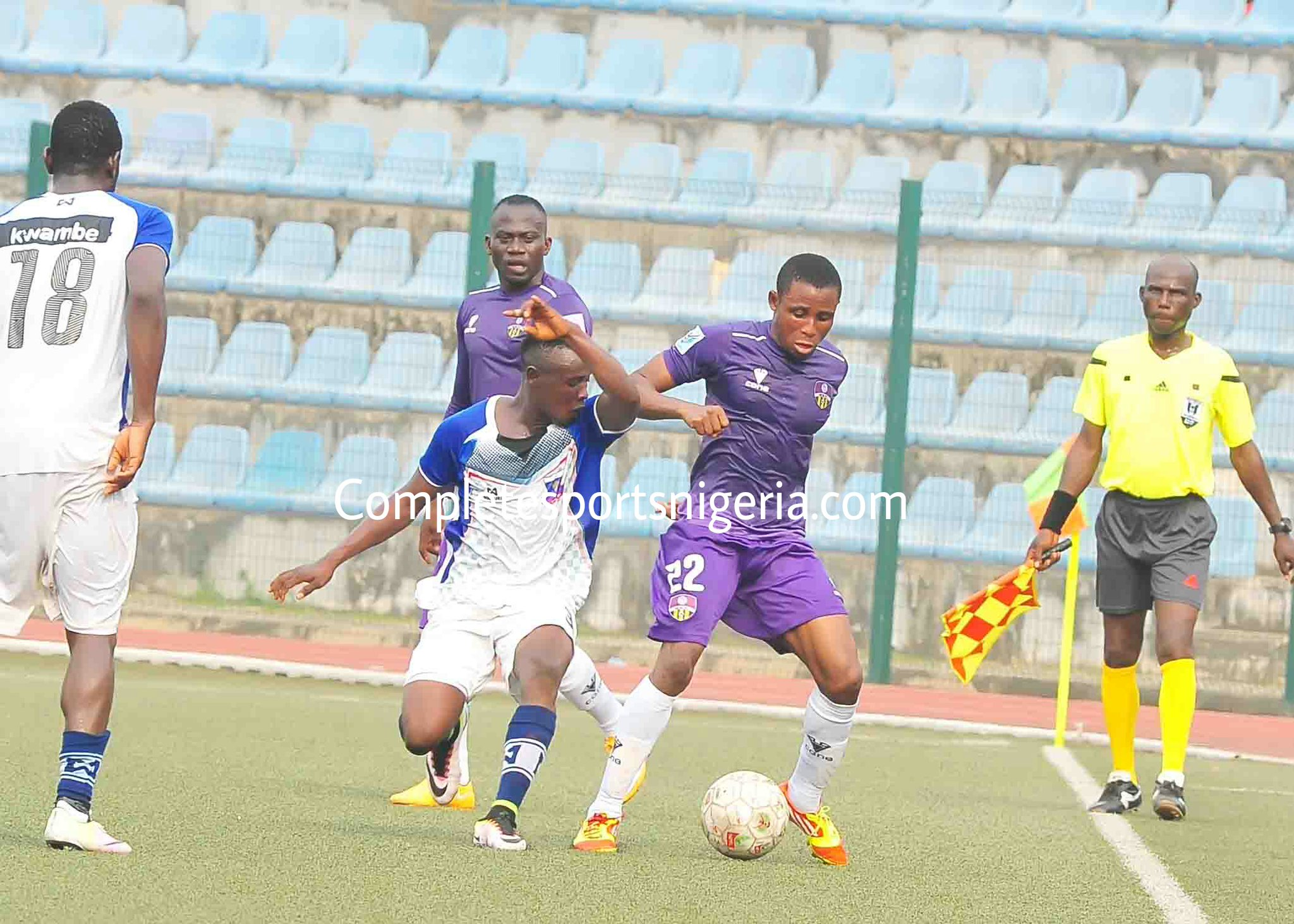 NPFL Matchday-25: Pillars Host MFM, Seek 11th Win; Plateau At Abia Warriors, Look To Extend Lead