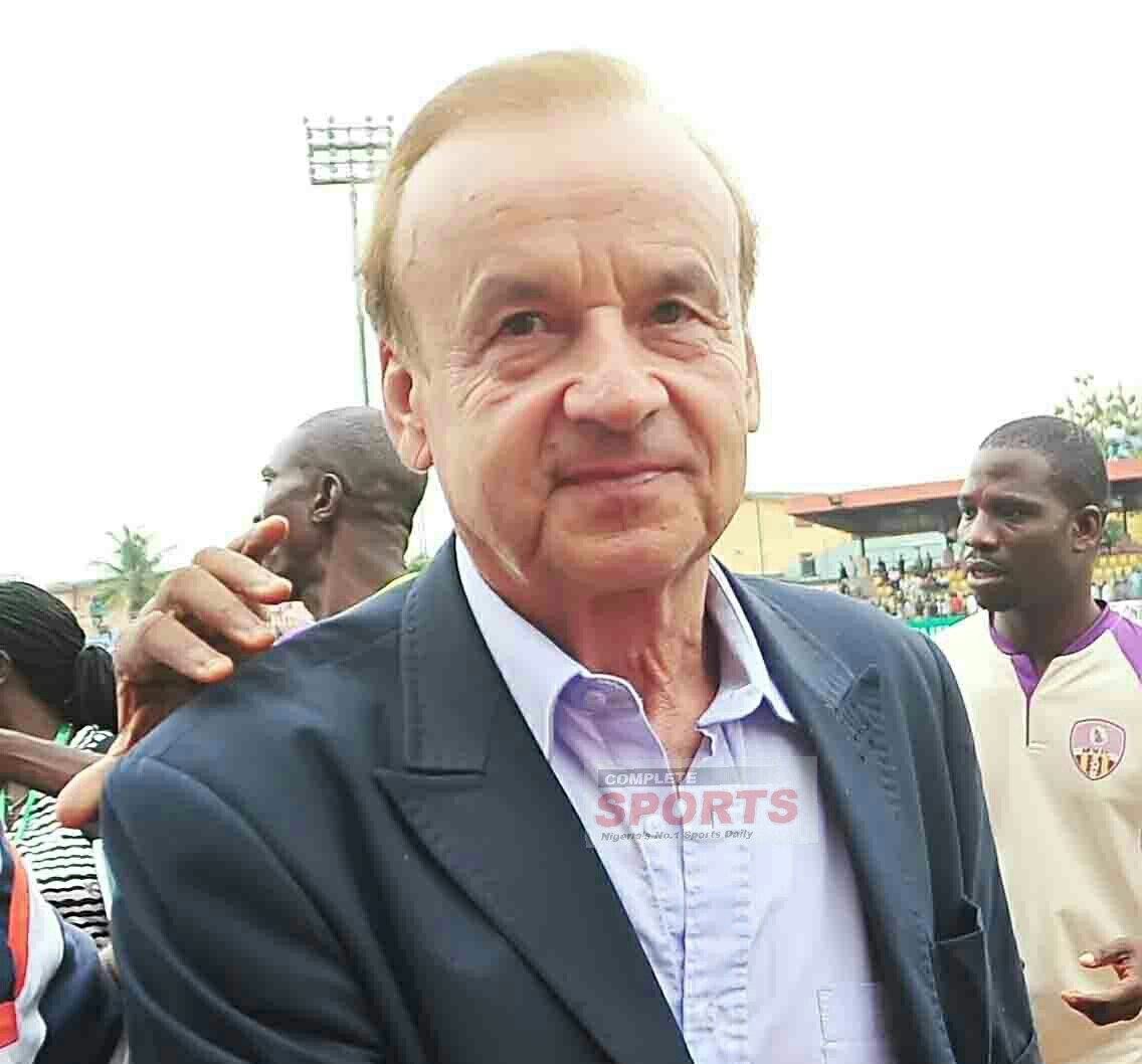 Super Eagles Stars, NFF Back Rohr For CAF Award
