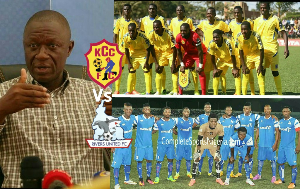 CAFCC: KCCA Coach Mutebi Vows To Defeat 'Very Tactical, Physical Rivers United'