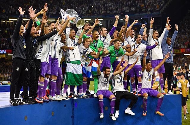 Champions Real Madrid, Juventus, Chelsea, Five Others Seeded For 2017/18 UCL Group Stage Draw